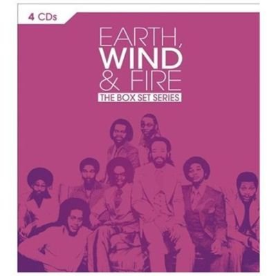 Wind &amp - Box Set Series:earth Wind & Fire CD (2014) (CD): Wind &amp, Fire Earth