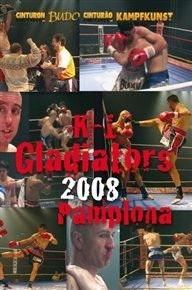 K-1 Gladiators: 2008 Pamplona (DVD):