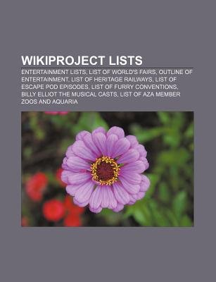 Wikiproject Lists - Entertainment Lists, List of World's