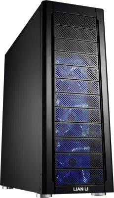Lian-Li PC-A77FB E-ATX / ATX / Micro-ATX / CEB Full-Tower Chassis (No PSU):