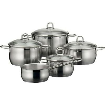 Elo Platin Range Pot Set (9 Piece):