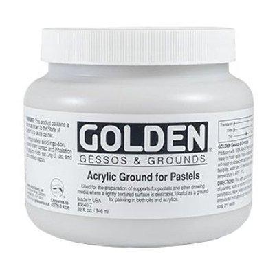 Golden Acrylic Medium - Acrylic Ground for Pastel (946ml):