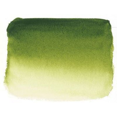 Sennelier S1 Watercolour Tube - Olive Green (10ml):