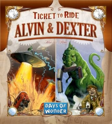 Ticket To Ride - Alvin & Dexter: