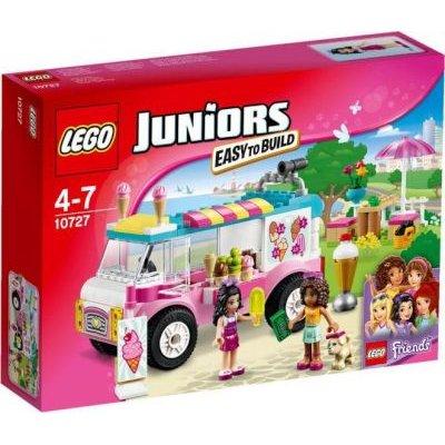 LEGO Juniors Emma's Ice Cream Truck:
