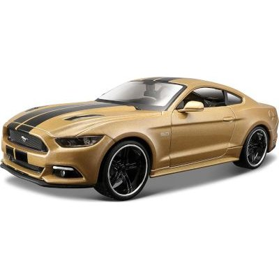 Maisto Die-Cast Model  - Ford Mustang GT 2015 ALL-STARS (1:24) (Supplied colour may vary):