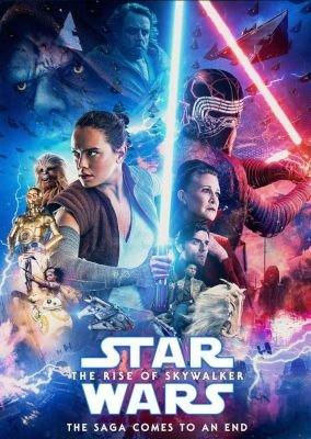 Star Wars: Episode 9 - The Rise Of Skywalker (DVD): Daisy Ridley, Adam Driver, John Boyega, Oscar Isaac, Carrie Fisher, Billy...
