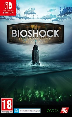 BioShock: The Collection (Nintendo Switch):