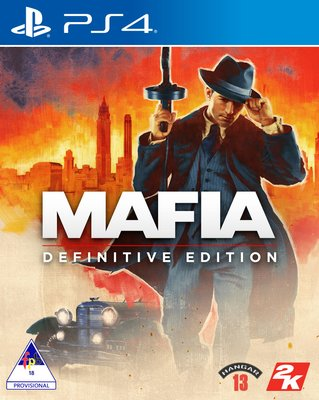 Mafia Definitive Edition (PlayStation 4):
