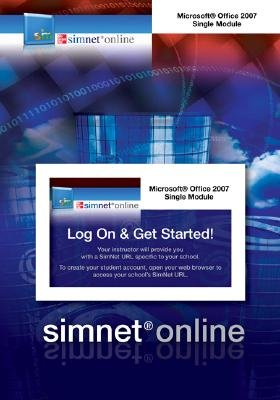 Simnet for Office 2007 One Module (Online resource): Interactive Triad