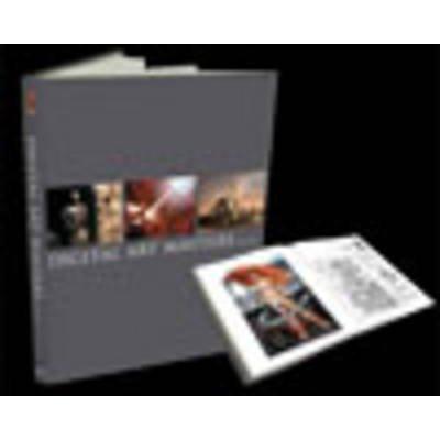 Digital Art Masters, v. 1 (Hardcover): Tom Greenway, Chris Perrins, Richard Tilbury