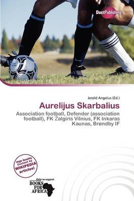 Aurelijus Skarbalius (Paperback): Jerold Angelus