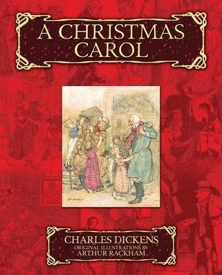 A Christmas Carol (Hardcover): Charles Dickens