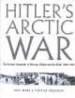 Hitlers Artic War (Hardcover): Mann