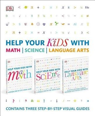 Help Your Kids with Math, Science, and Language Arts (Paperback): Dk