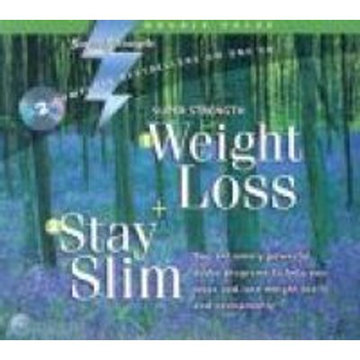 Weight Loss + Stay Slim (Standard format, CD): Bob Griswold