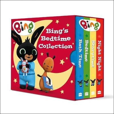 Bing's Bedtime Collection (Board book):