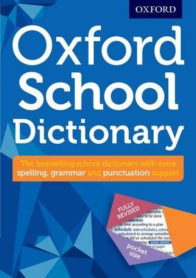 Oxford School Dictionary (Mixed media product): Oxford Dictionaries