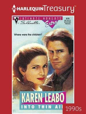 Into Thin Air (Electronic book text): Karen Leabo