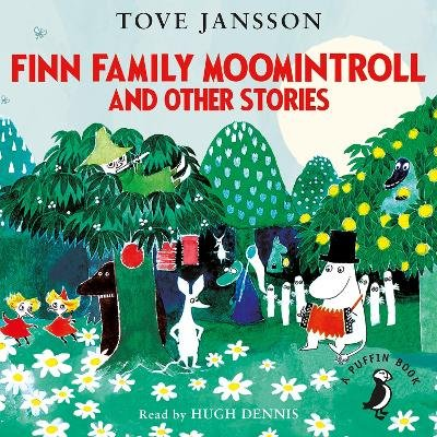 Finn Family Moomintroll and Other Stories (Standard format, CD, Unabridged Edition): Tove Jansson