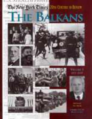The Balkans, The (Hardcover, illustrated edition): Ana Siljak