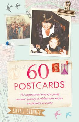 60 Postcards - Some People Scatter Ashes. She Scattered Words (Hardcover): Rachael Chadwick