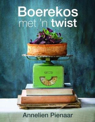 Boerekos Met 'n Twist (Afrikaans, Paperback): Annelien Pienaar