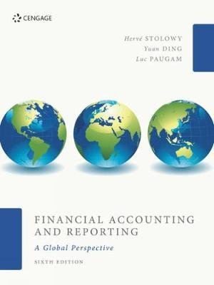 Financial Accounting and Reporting - A Global Perspective (Paperback, 6th edition): Herve Stolowy, Yuan Ding, Luc Paugam