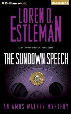 The Sundown Speech (Standard format, CD): Loren D Estleman