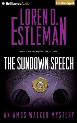 The Sundown Speech (Standard format, CD): Loren D Estleman