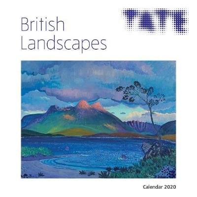 Tate - British Landscapes Wall Calendar 2020 (Art Calendar) (Calendar, New edition): Flame Tree Studio