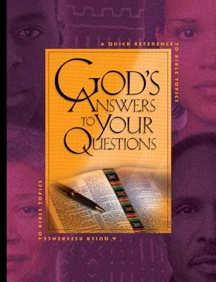 God's Answers to Your Questions (Paperback): Compilation