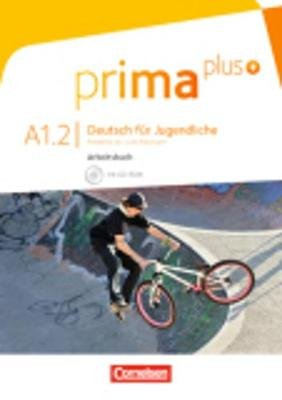 Prima plus - Arbeitsbuch A1.2 mit CD-Rom (German, Mixed media product):