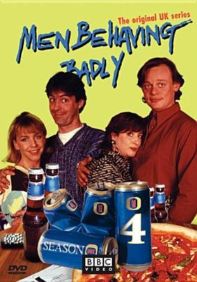 Men Behaving Badly - Season 4 (Region 1 Import DVD):