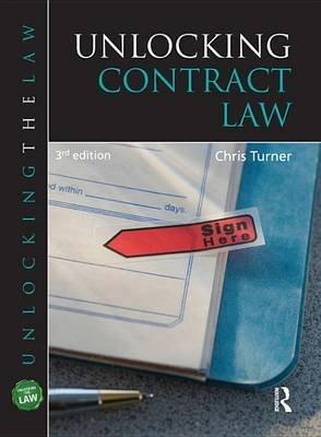 Unlocking contract law (unlocking the law): amazon. Co. Uk: chris.