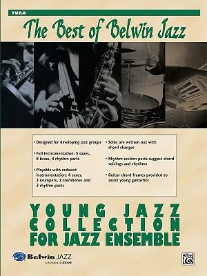Young Jazz Collection for Jazz Ensemble - Tuba (Paperback): Alfred Publishing