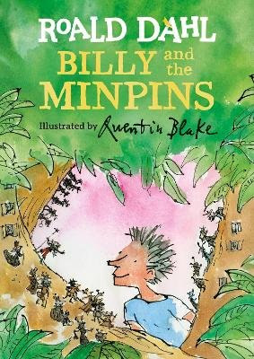 Billy and the Minpins (Hardcover): Roald Dahl