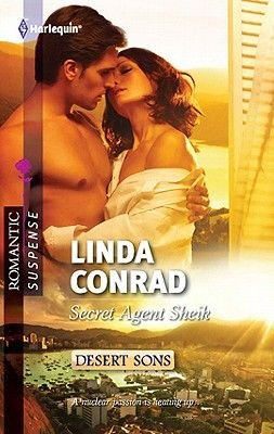 Secret Agent Sheik (Electronic book text): Linda Conrad