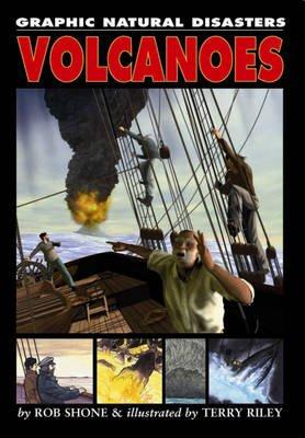 Volcanoes (Paperback): Rob Shone