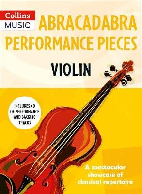 Abracadabra Performance Pieces - Violin (Paperback): Christopher Hussey