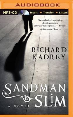 Sandman Slim (MP3 format, CD): Richard Kadrey