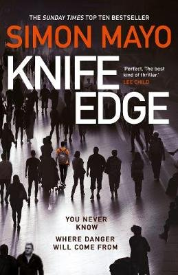 Knife Edge (Paperback): Simon Mayo