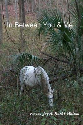 In Between You & Me (Paperback): Joy a. Burki-Watson