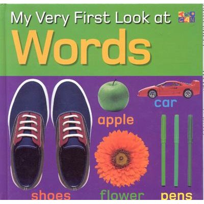 My Very First Look at Words (Hardcover): Christiane Gunzi