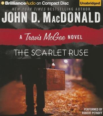 The Scarlet Ruse (Standard format, CD): John D. MacDonald