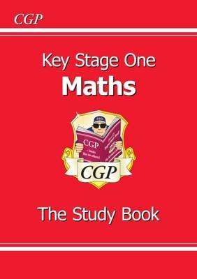 KS1 Maths Study Book (for the New Curriculum) (Paperback): CGP Books