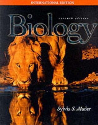 Biology (Hardcover, 7th edition): Mader