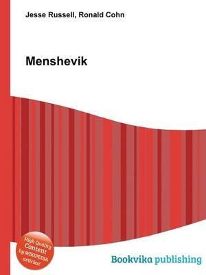 Menshevik (Paperback): Ronald Cohn, Jesse Russell