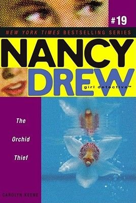 The Orchid Thief (Paperback): Carolyn Keene
