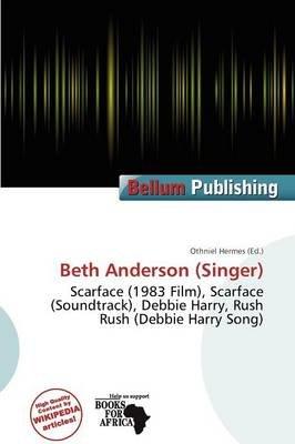 Beth Anderson (Singer) (Paperback): Othniel Hermes